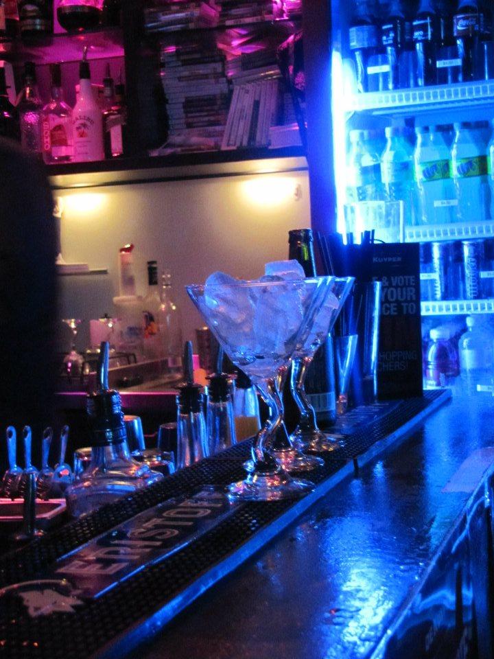 Mana potions at Mana Bar in Brisbane