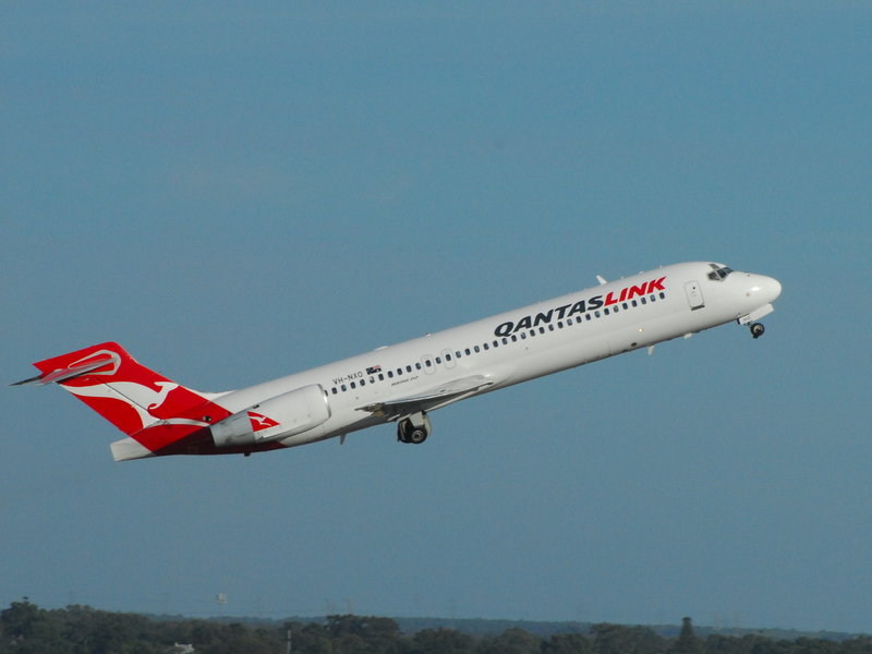 Want to fly somewhere in regional Australia? Grab your ankles...
