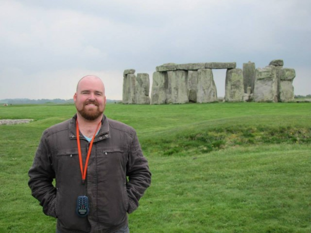 Visiting Stone Henge in May of 2014 was one of the highlights of my life on the road.