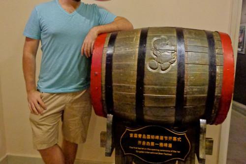 qingao brewery tour qingdao