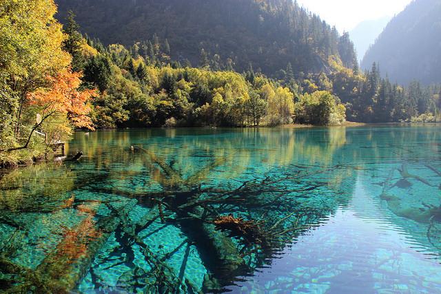 Jiuzhaigou sichuan