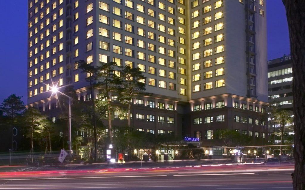 K Somerset Apartments, Seoul, South Korea