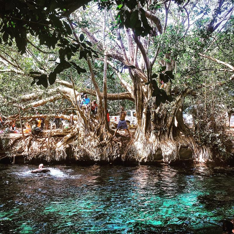maji moto tanzania hot springs
